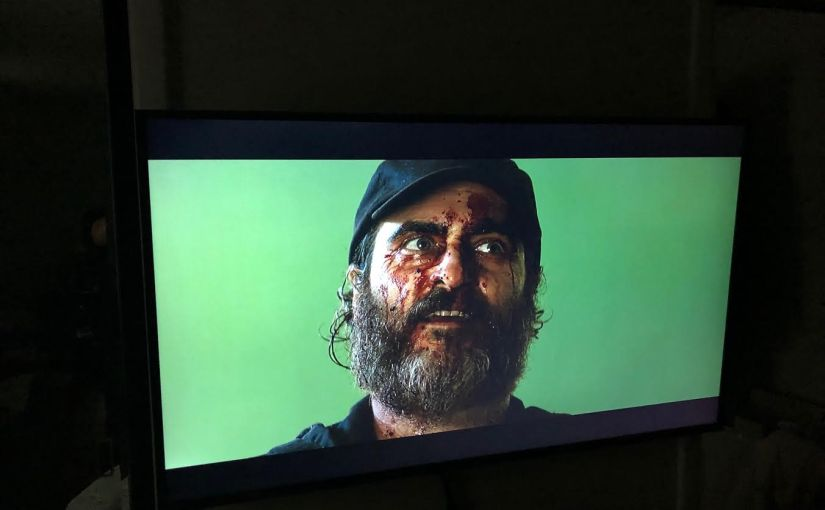 YOU WERE NEVER REALLY HERE (2017)