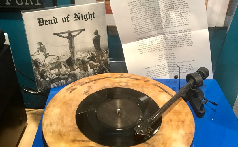 DEAD OF NIGHT self-titled 7″