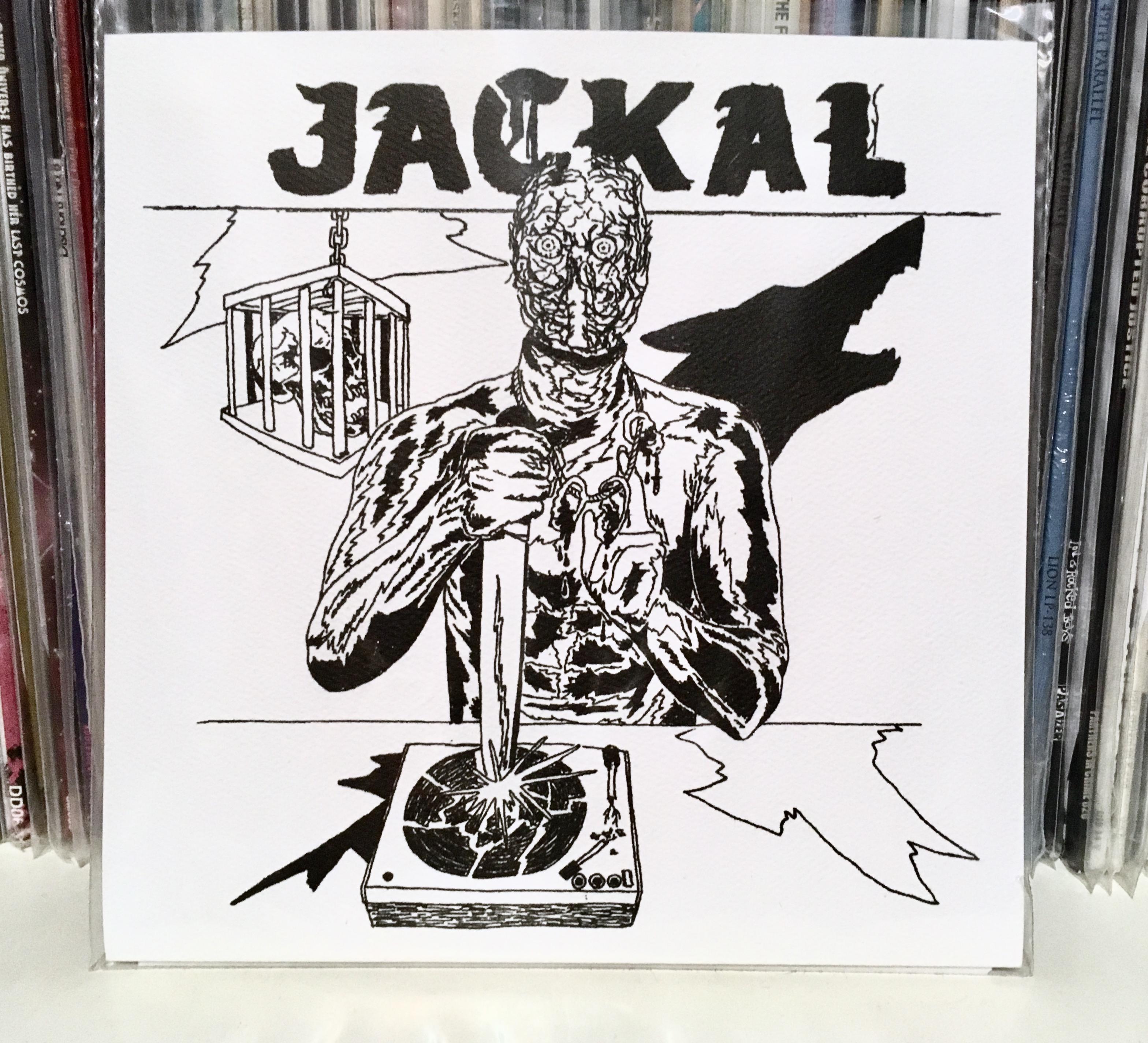Jackal cover
