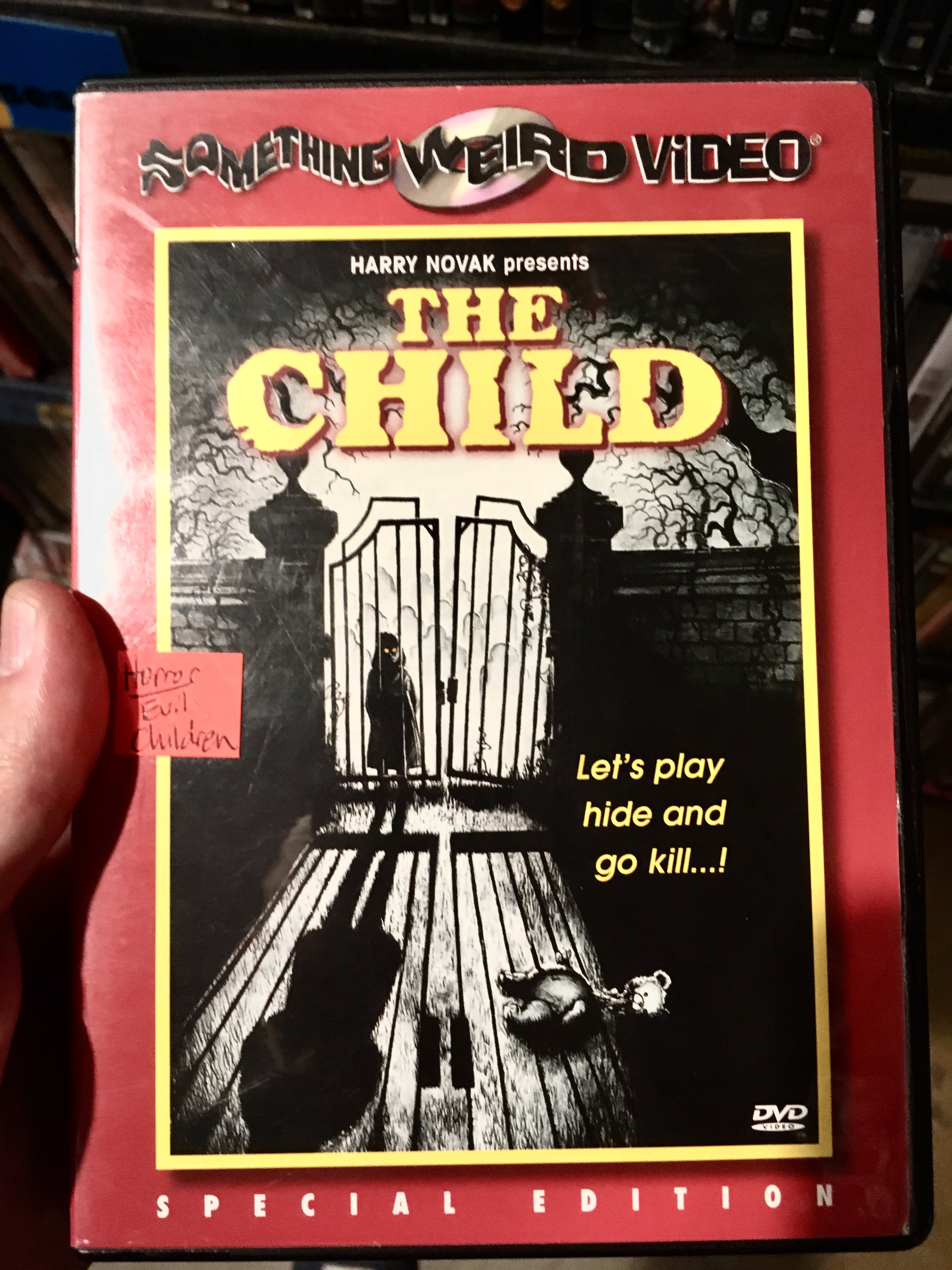TheChild cover