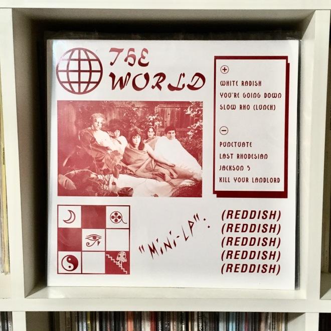 The World Reddish LP