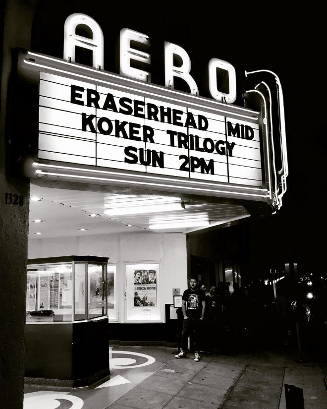 Eraserhead marquee