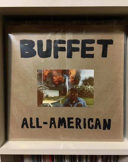 Buffet cover