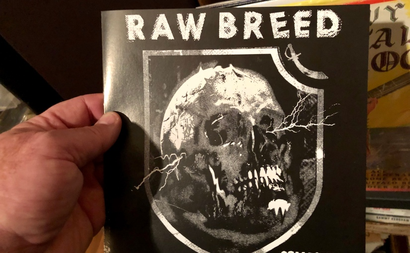 RAW BREED • Collected 7″ EP