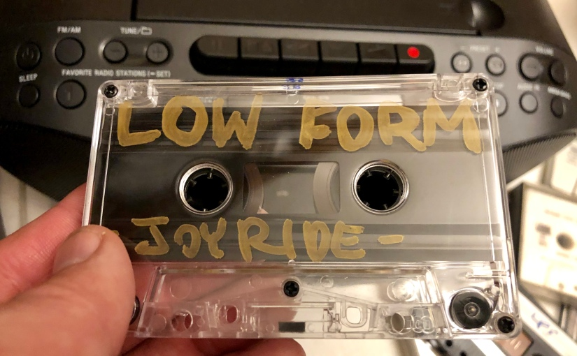 LOW FORM • demo tape (2019)