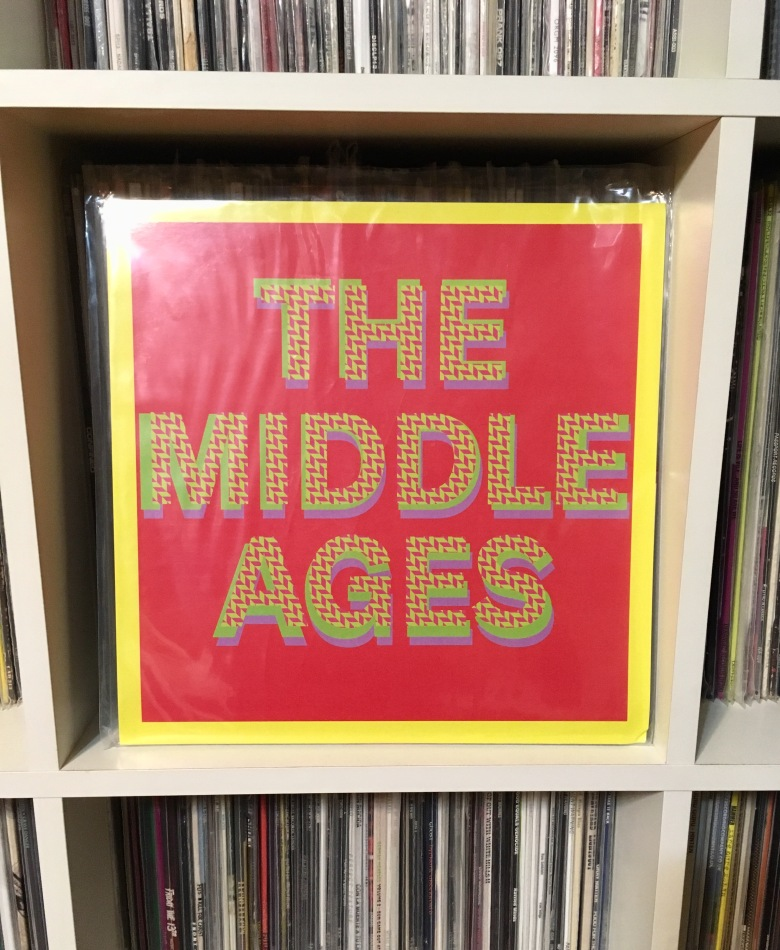 THE MIDDLE AGES cover