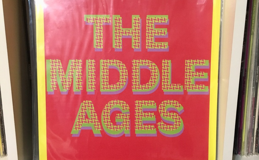 THE MIDDLE AGES • Self-titled LP