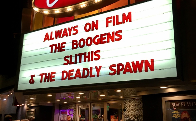 THE BOOGENS (1981); SLITHIS (1978) ; THE DEADLY SPAWN (1983)