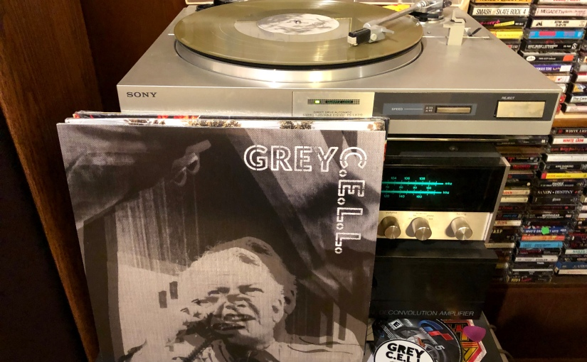 GREY C.E.L.L. • Self-titled LP