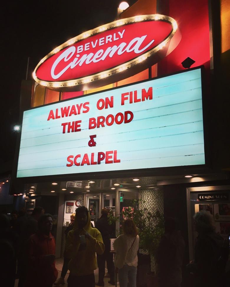 The Brood : Scalpel