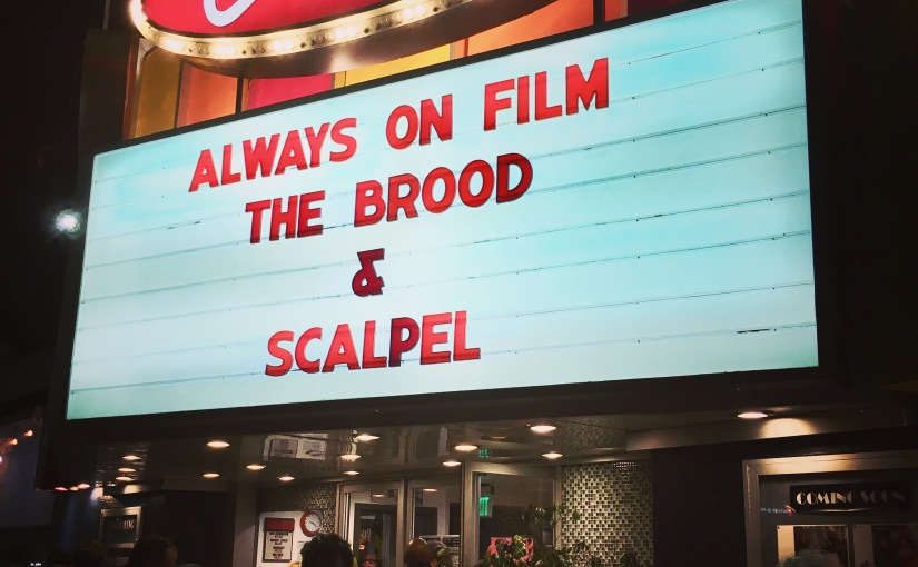 THE BROOD (1979) / SCALPEL(1977)