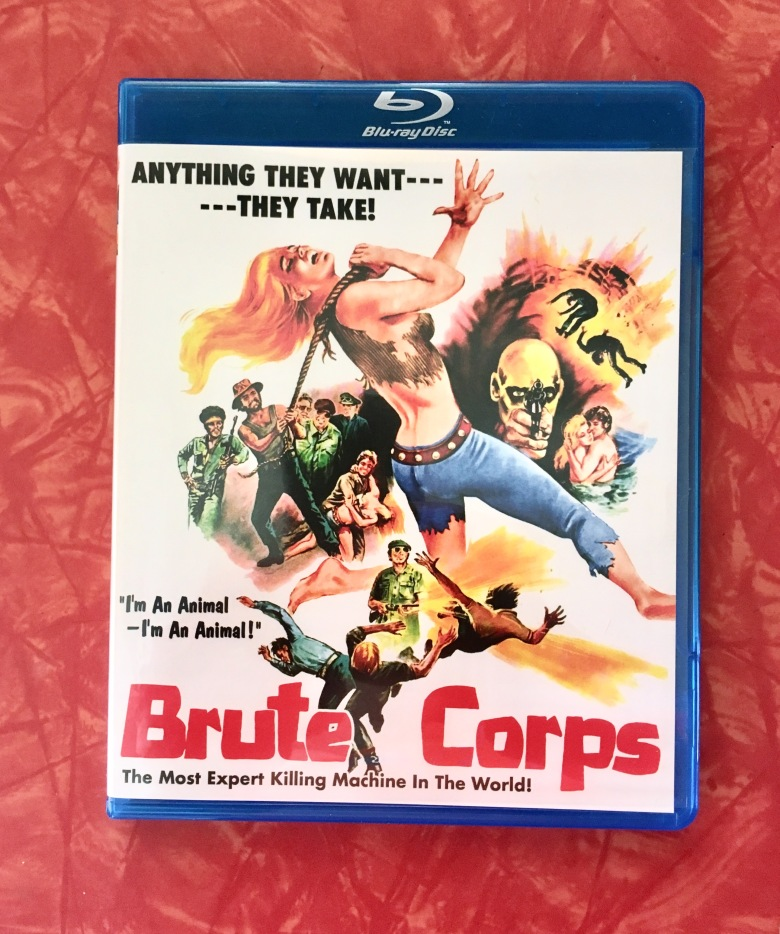 Brute Corps cover