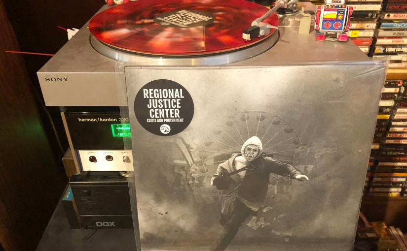 REGIONAL JUSTICE CENTER-Crime And Punishment 12″ 2021